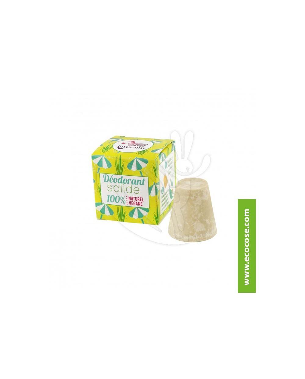 Lamazuna - Deodorante solido alla Palmarosa