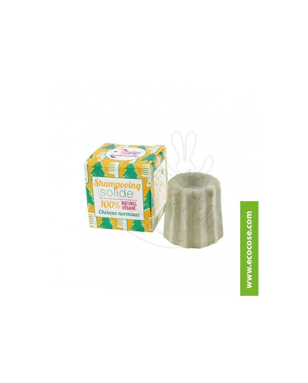 Lamazuna - Shampoo solido al pino silvestre - Capelli normali