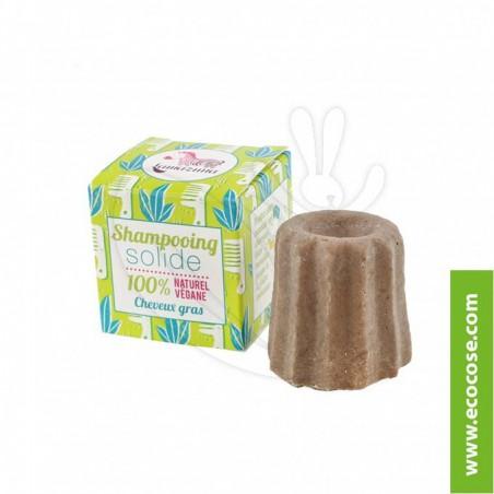 Lamazuna - Shampoo solido alla Litsea - Capelli grassi