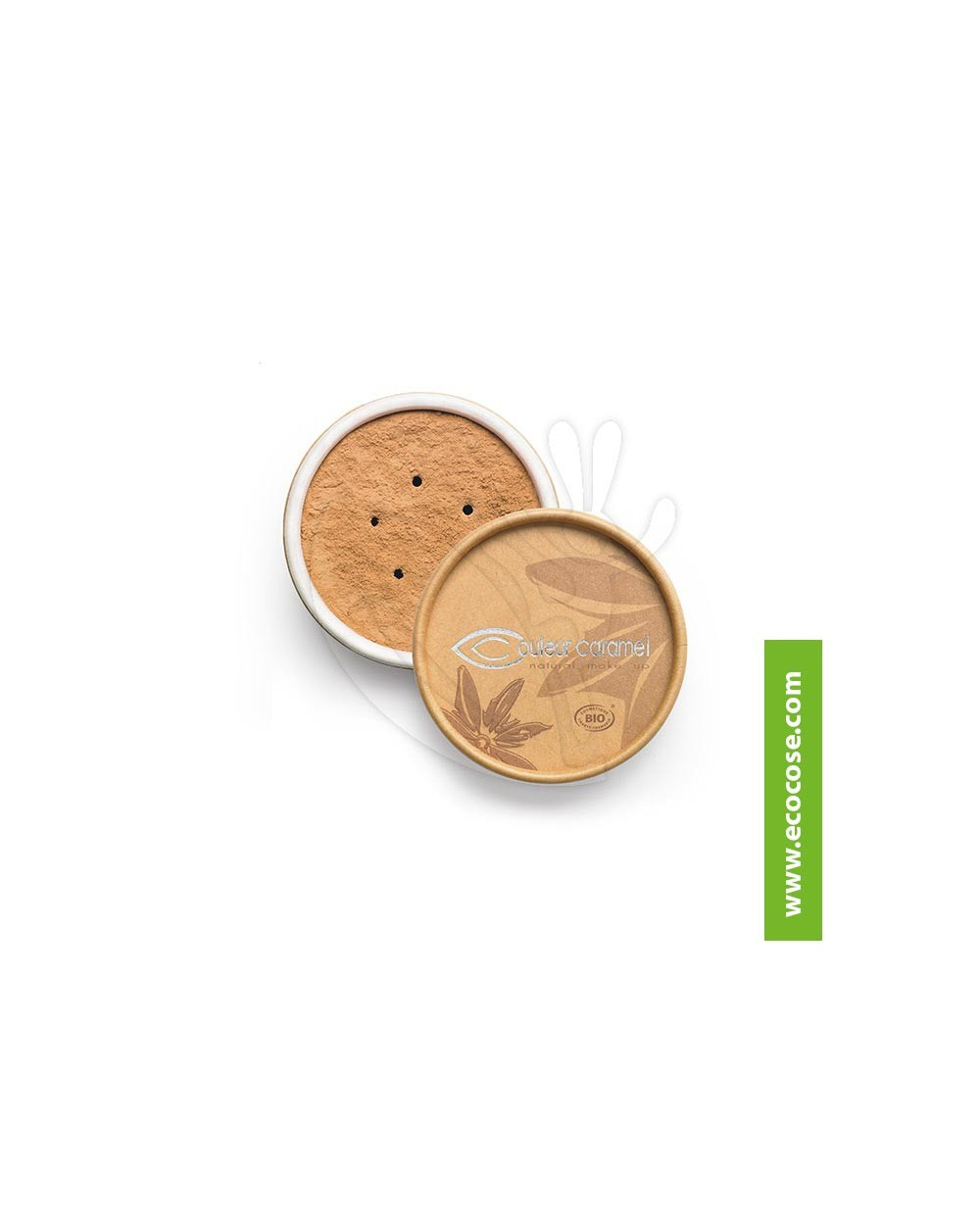 Couleur Caramel - Fondotinta minerale 03 Beige abricot