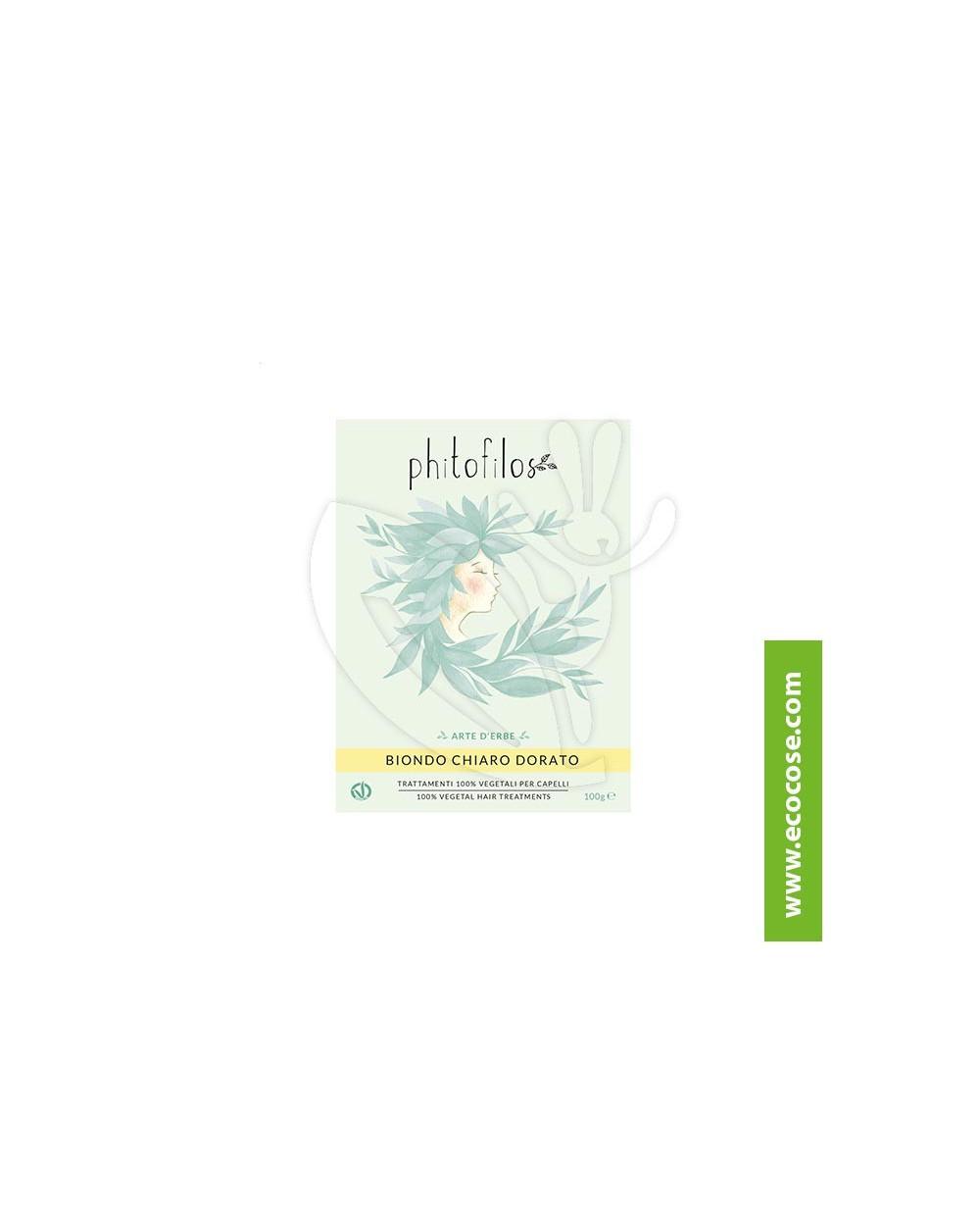 Phitofilos - Arte d'erbe - Biondo chiaro dorato
