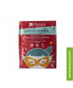 La Saponaria - Ecodoni - FULMINE - Busta regalo con maschera in tessuto (biodegradabile) purificante