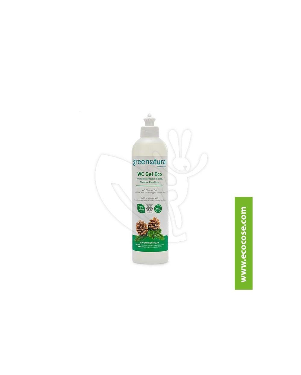 Greenatural - WC Gel Disincrostante 3 in 1