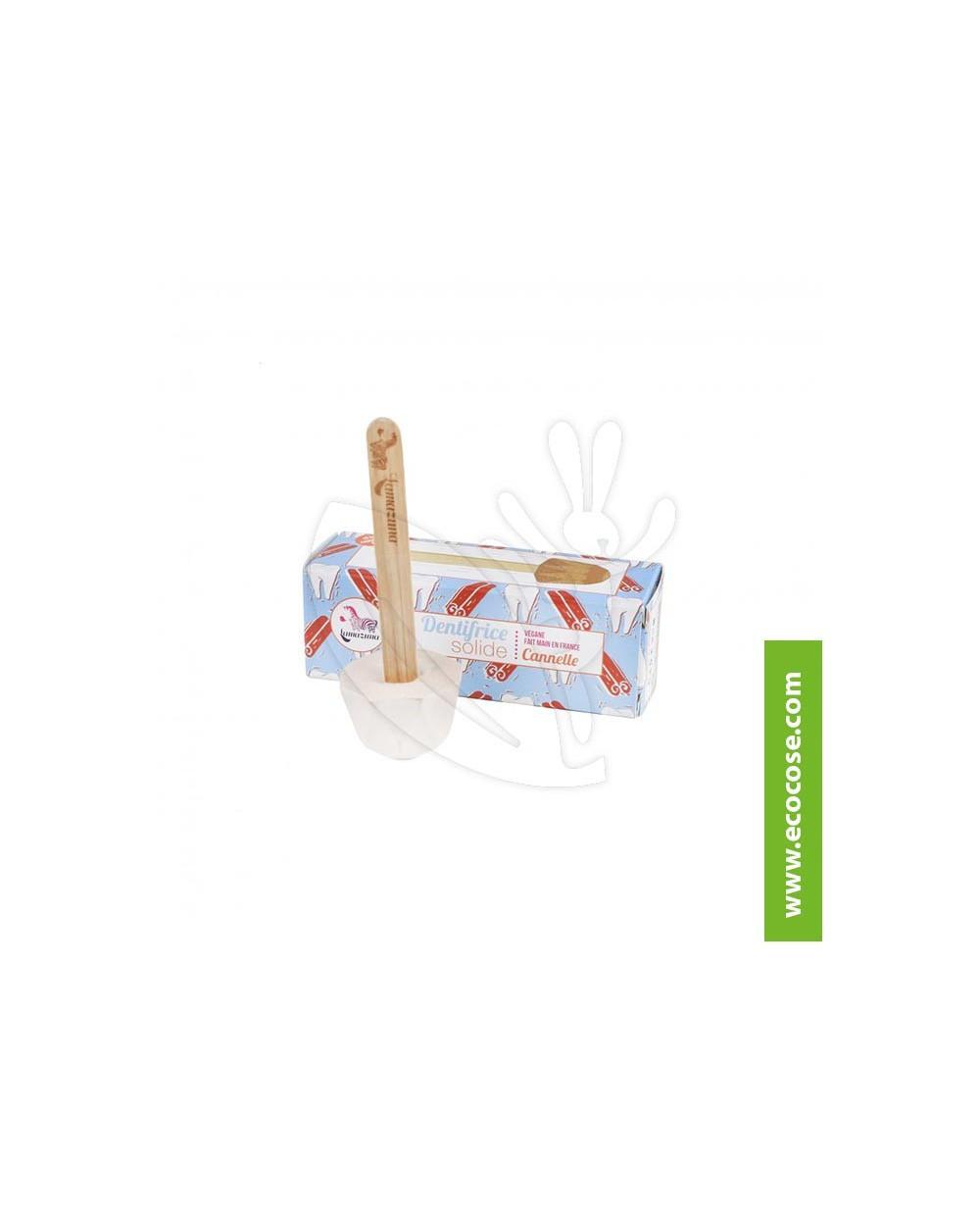 Lamazuna - Dentifricio solido alla cannella