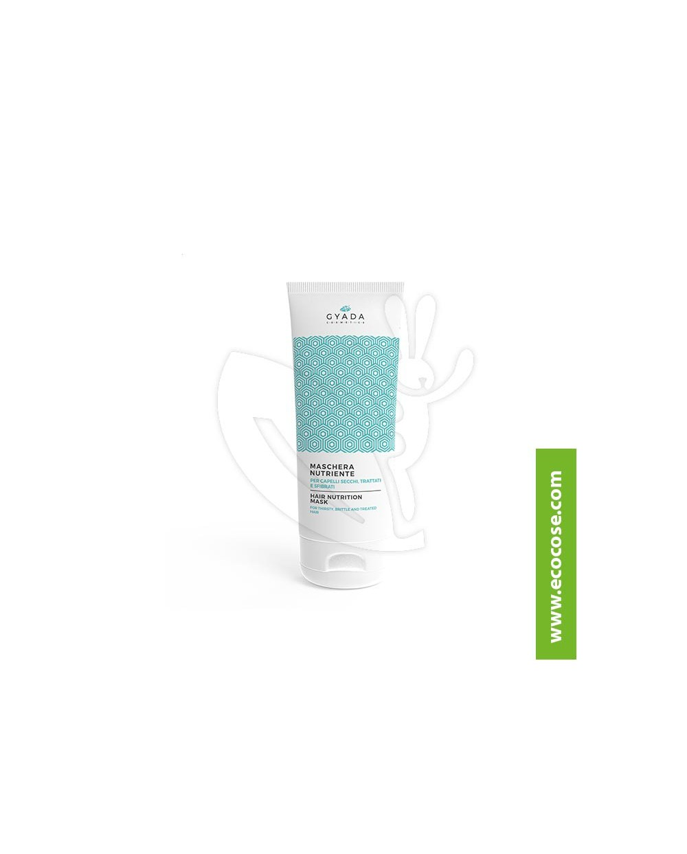 Gyada Cosmetics - Maschera Capelli Nutriente