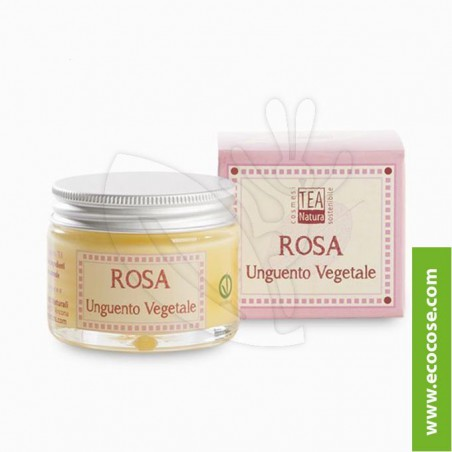 Tea Natura - Unguento vegetale ROSA