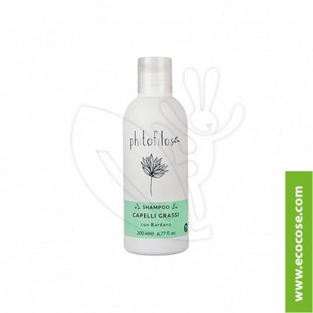 Phitofilos - Shampoo capelli grassi con Bardana
