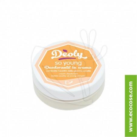 Deoly - Deodorante in crema So young