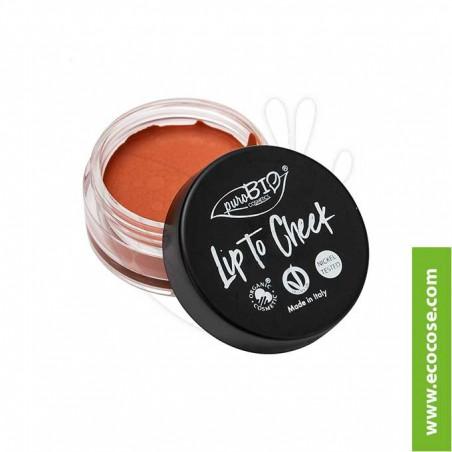 PuroBIO Cosmetics - Lip to Cheek 01 Carrot