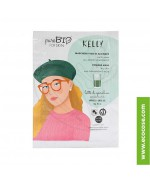 PuroBIO for skin - KELLY - Maschera viso in alginato - 09 Latte di spirulina