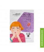 PuroBIO for skin - OLIVIA - Maschera viso in alginato - 10 Frutti rossi