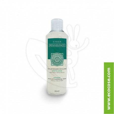 Gyada Cosmetics - Gel Detergente Micellare Scrub