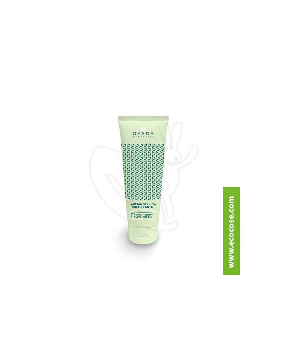 Gyada Cosmetics - Crema Styling Rinforzante Con Spirulina