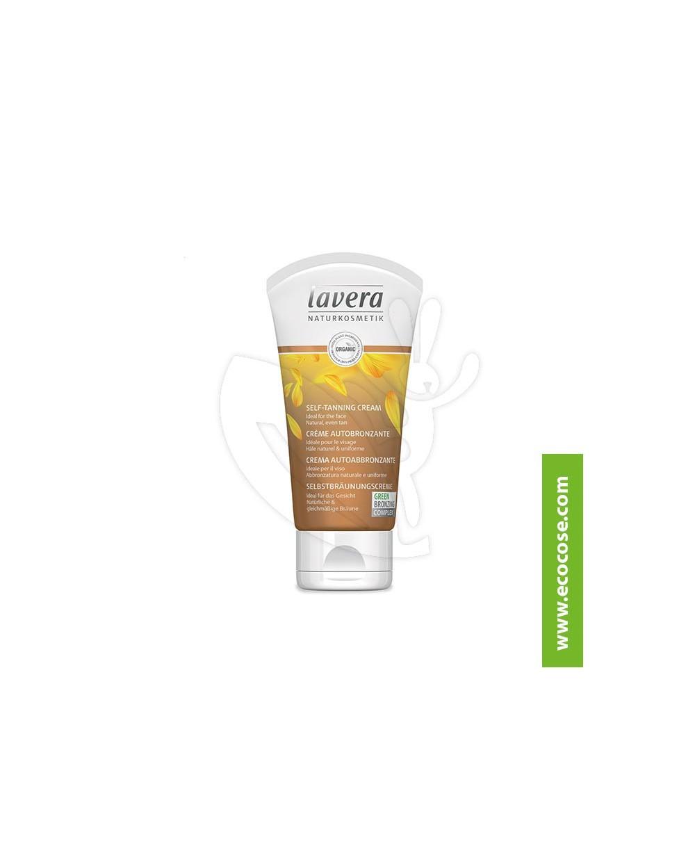 Lavera Sun - Crema autoabbronzante viso