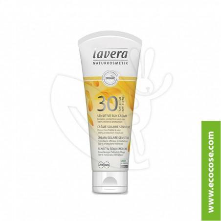Lavera Sun - Crema solare Sensitive spf30