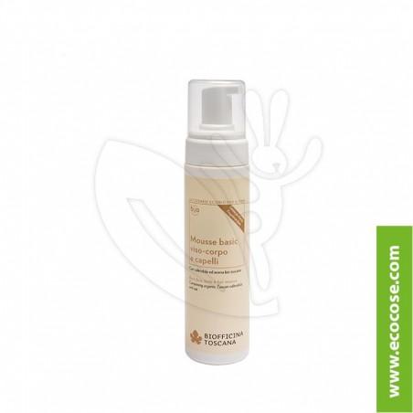 Biofficina Toscana - Mousse basic viso corpo e capelli