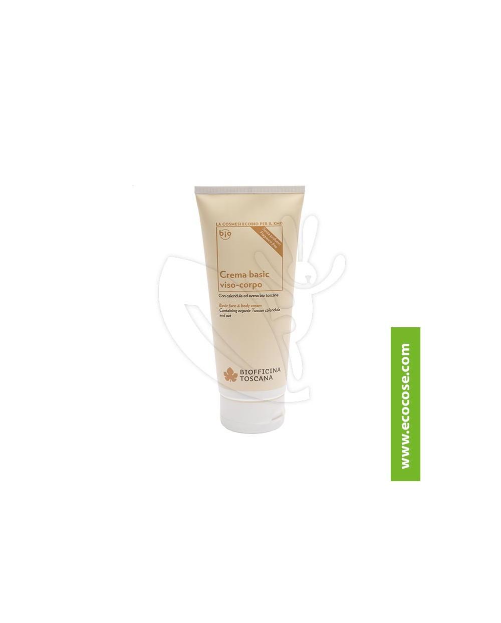 Biofficina Toscana - Crema basic viso-corpo