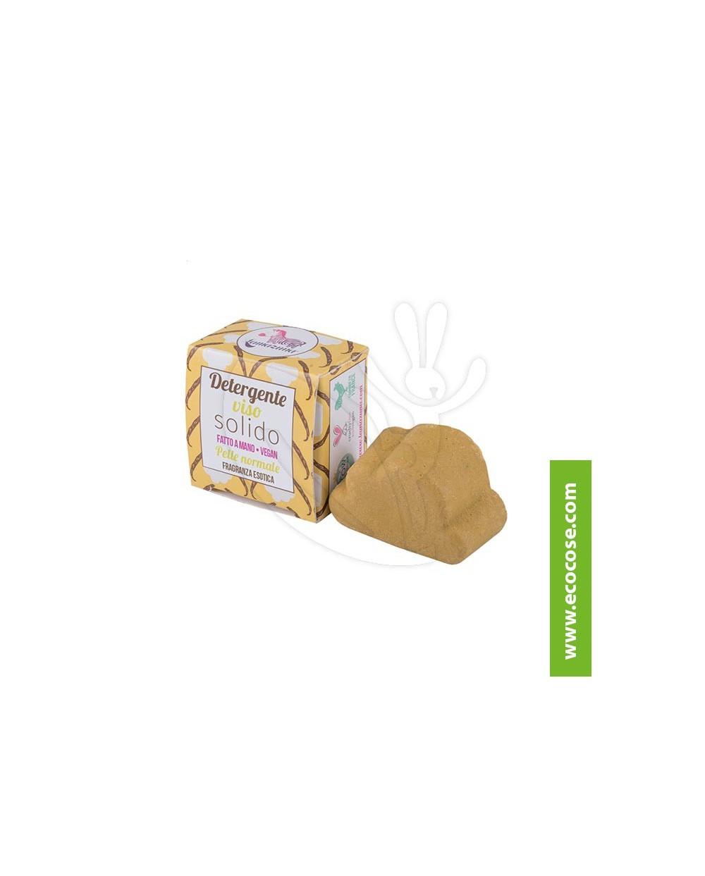 Lamazuna - Detergente viso solido fragranza esotica - Pelle normale