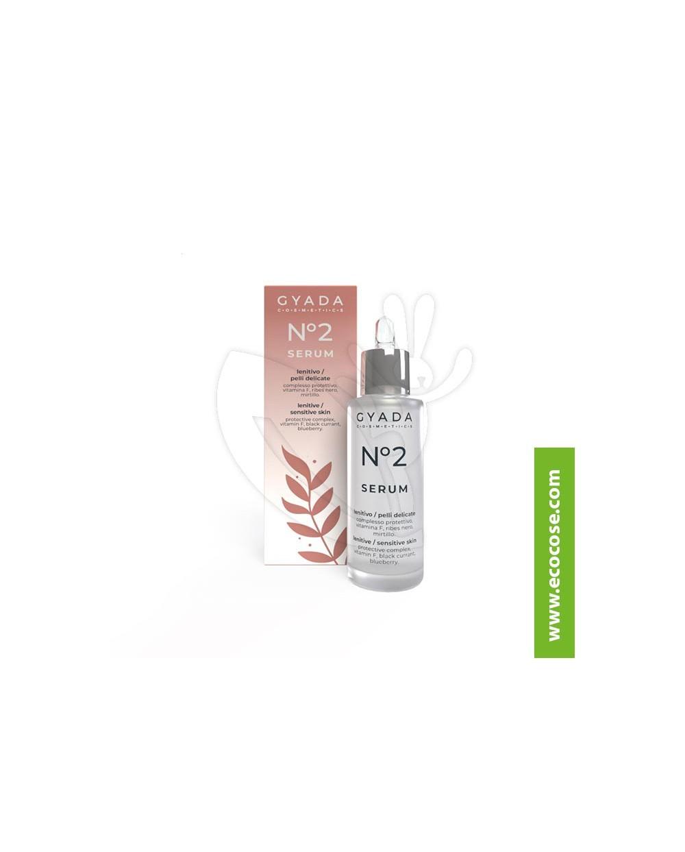 Gyada Cosmetics - Siero Viso N. 2 Lenitivo