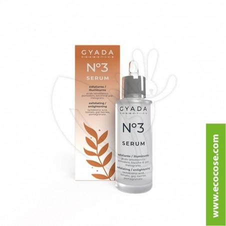Gyada Cosmetics - Siero Viso N. 3 Esfoliante/Illuminante