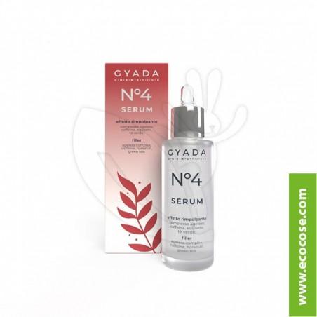 Gyada Cosmetics - Siero Viso N. 4 Rimpolpante