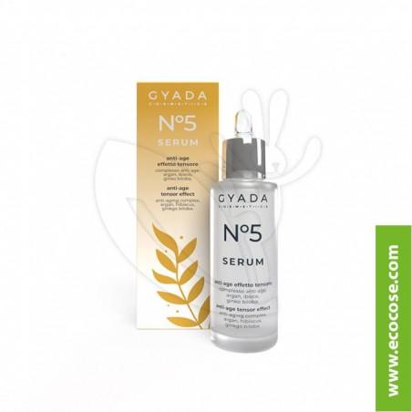 Gyada Cosmetics - Siero Viso N. 5 Anti-age effetto tensore