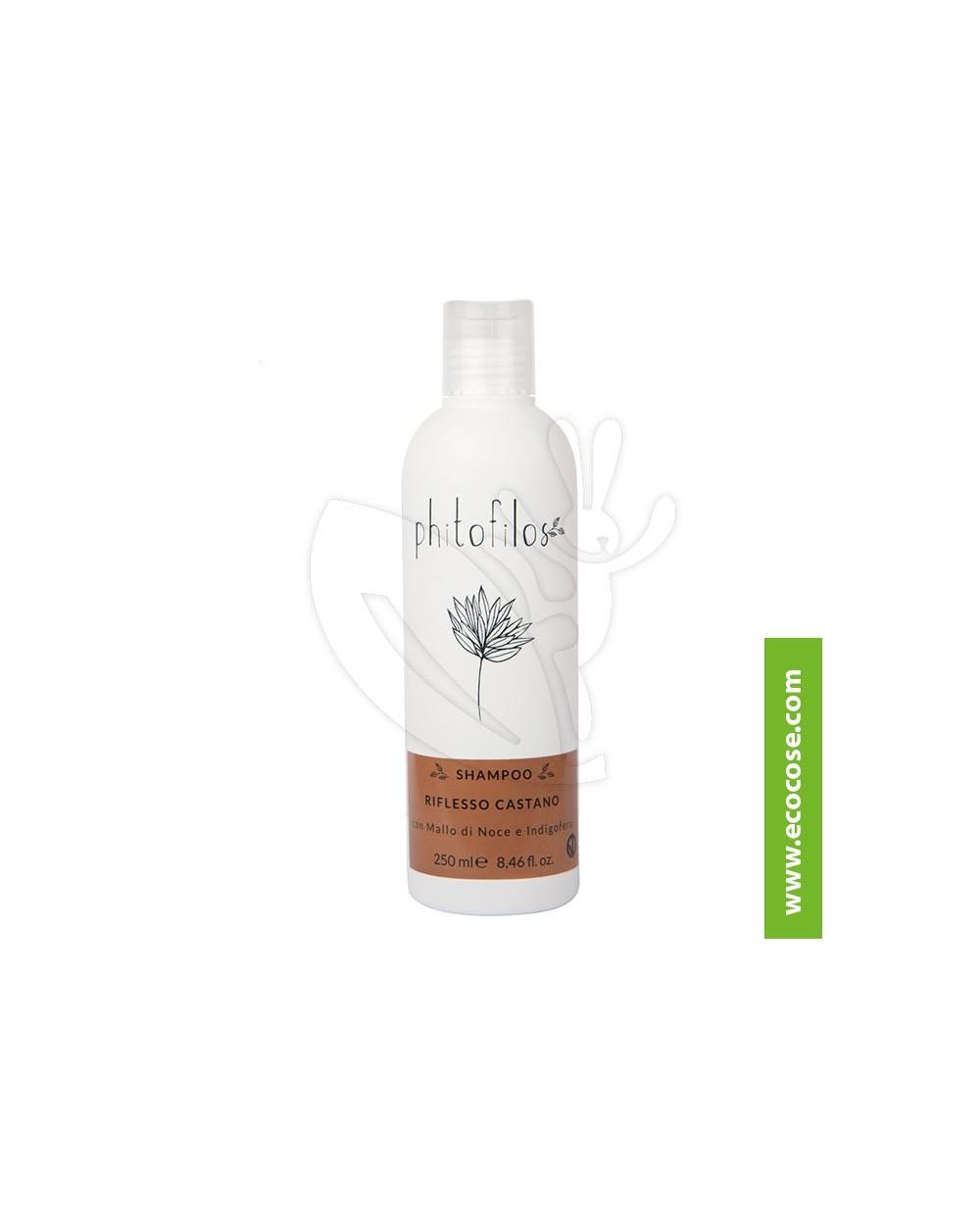 Phitofilos - Vegetall - Shampoo Mallo e Indigofera