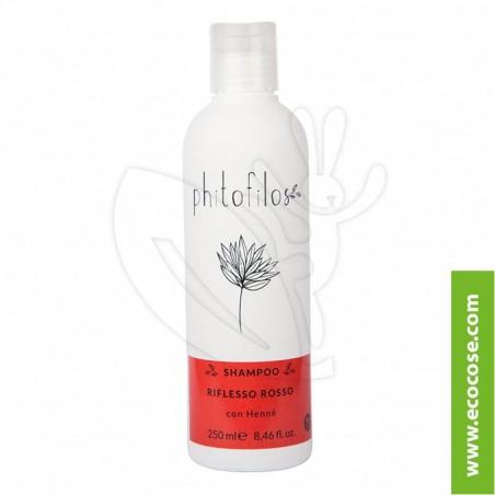 Phitofilos - Vegetall - Shampoo all'Henné