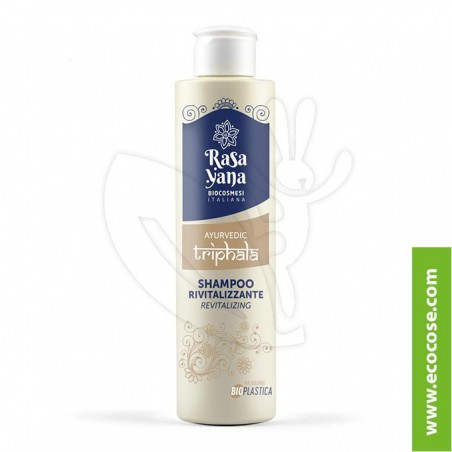 Rasayana BioCosmesi - Triphala Shampoo Rivitalizzante