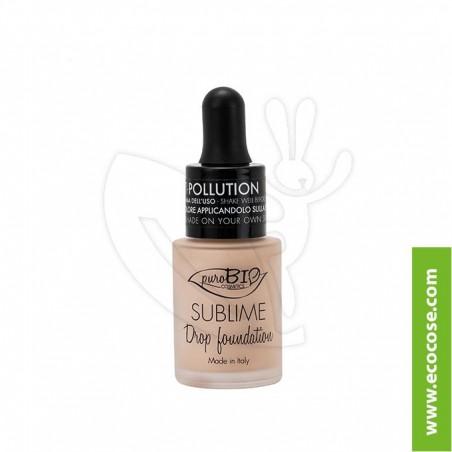 PuroBIO Cosmetics - Sublime Drop Foundation 00Y