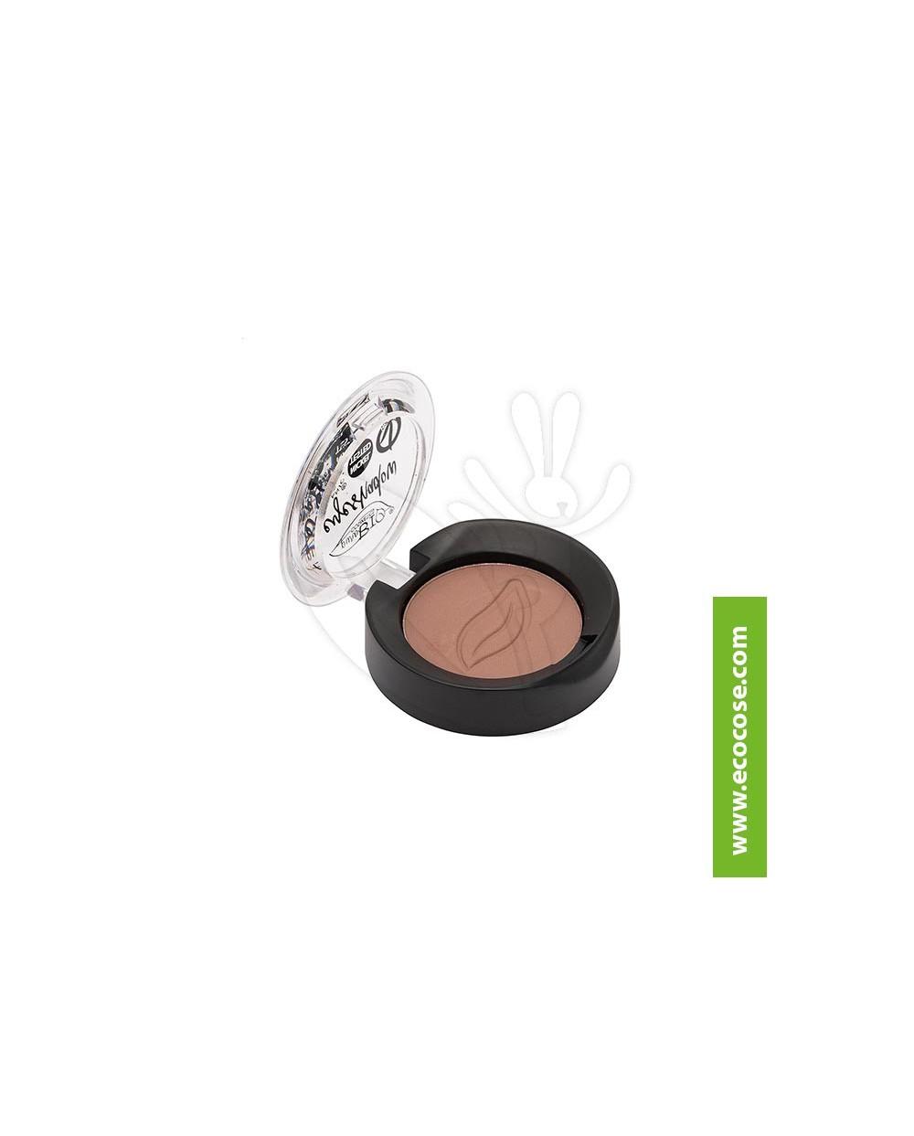 PuroBIO Cosmetics - Ombretto in cialda 27 Marrone Caldo