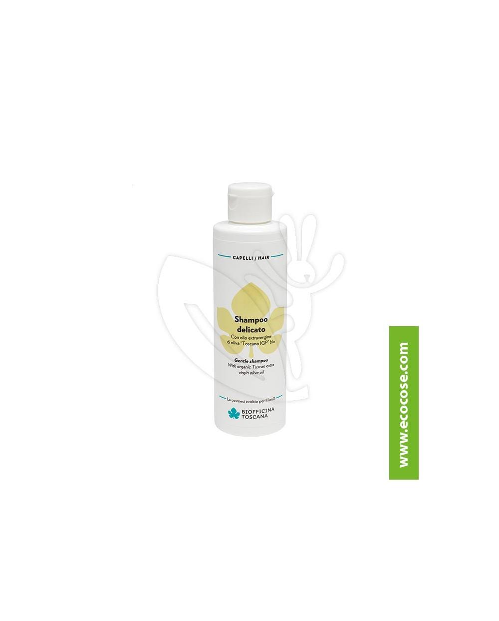 Biofficina Toscana - Shampoo delicato 200 ml