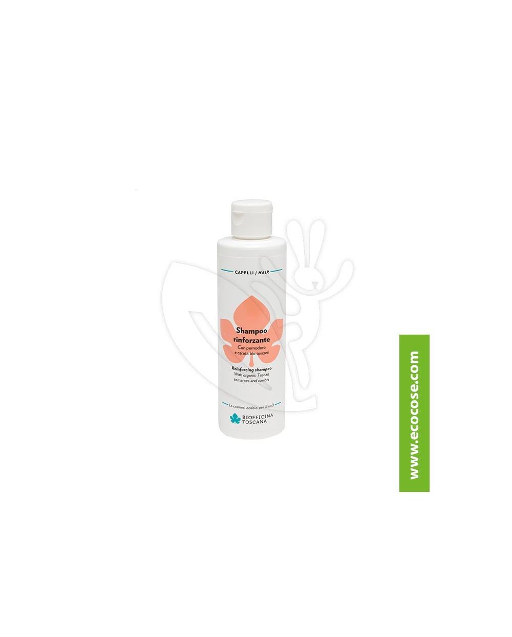 Biofficina Toscana - Shampoo rinforzante 200 ml
