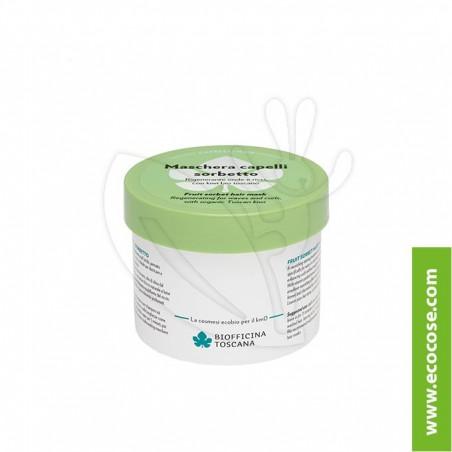 Biofficina Toscana - Maschera capelli sorbetto