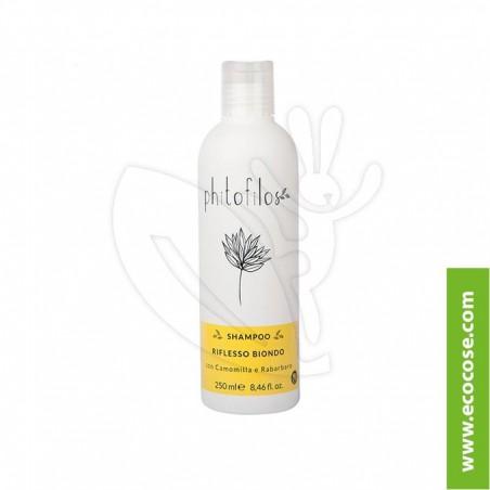 Phitofilos - Vegetall - Shampoo camomilla e rabarbaro