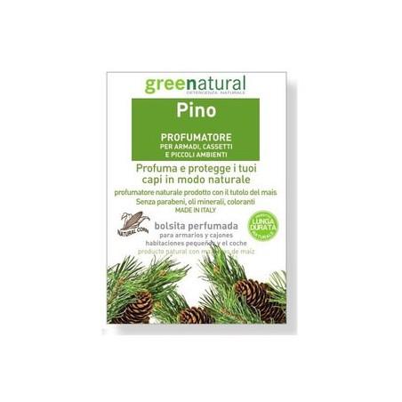 Greenatural - Profumatore Pino per armadi, cassetti e piccoli ambienti