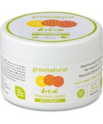 Greenatural - Maschera capelli anticrespo multivitamine ACE