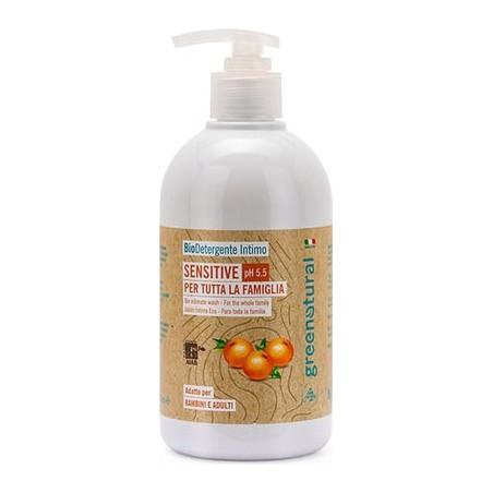 Greenatural - Bio Detergente intimo SENSITIVE pH 5.5