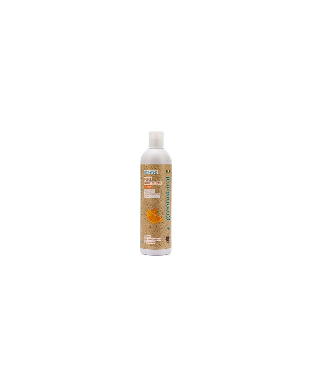 Greenatural - Bio Shampoo DOLCE AGRUMI
