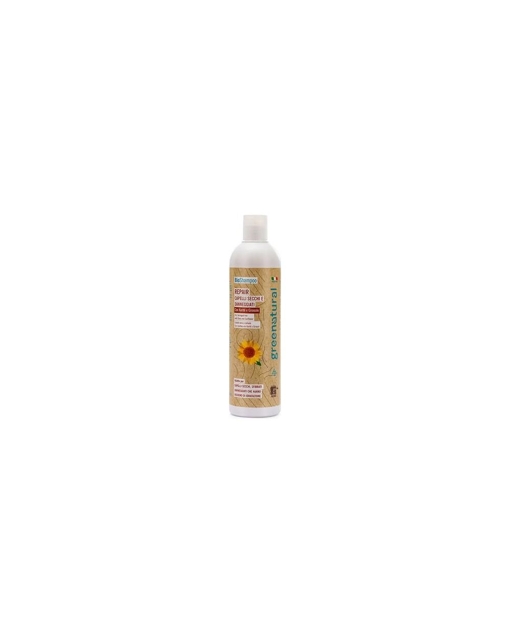 Greenatural - Bio Shampoo REPAIR KARITE'