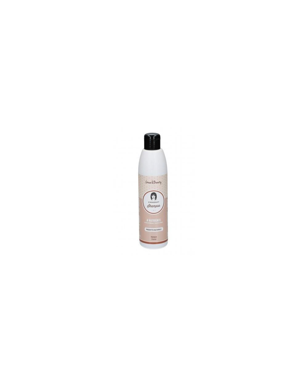 Green&Beauty - Shampoo nutriente con ZENZERO e LIMONE