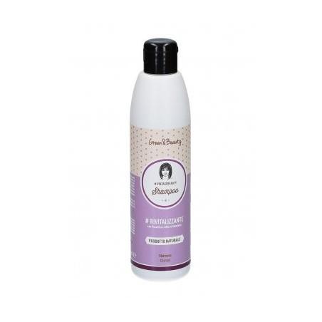 Green&Beauty - Shampoo rivitalizzante con PASSIFLORA