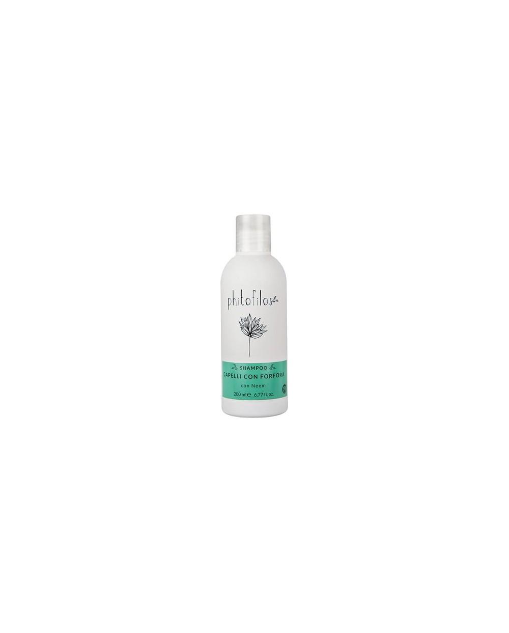 Phitofilos - Shampoo Rinforzante Miglio 200ml