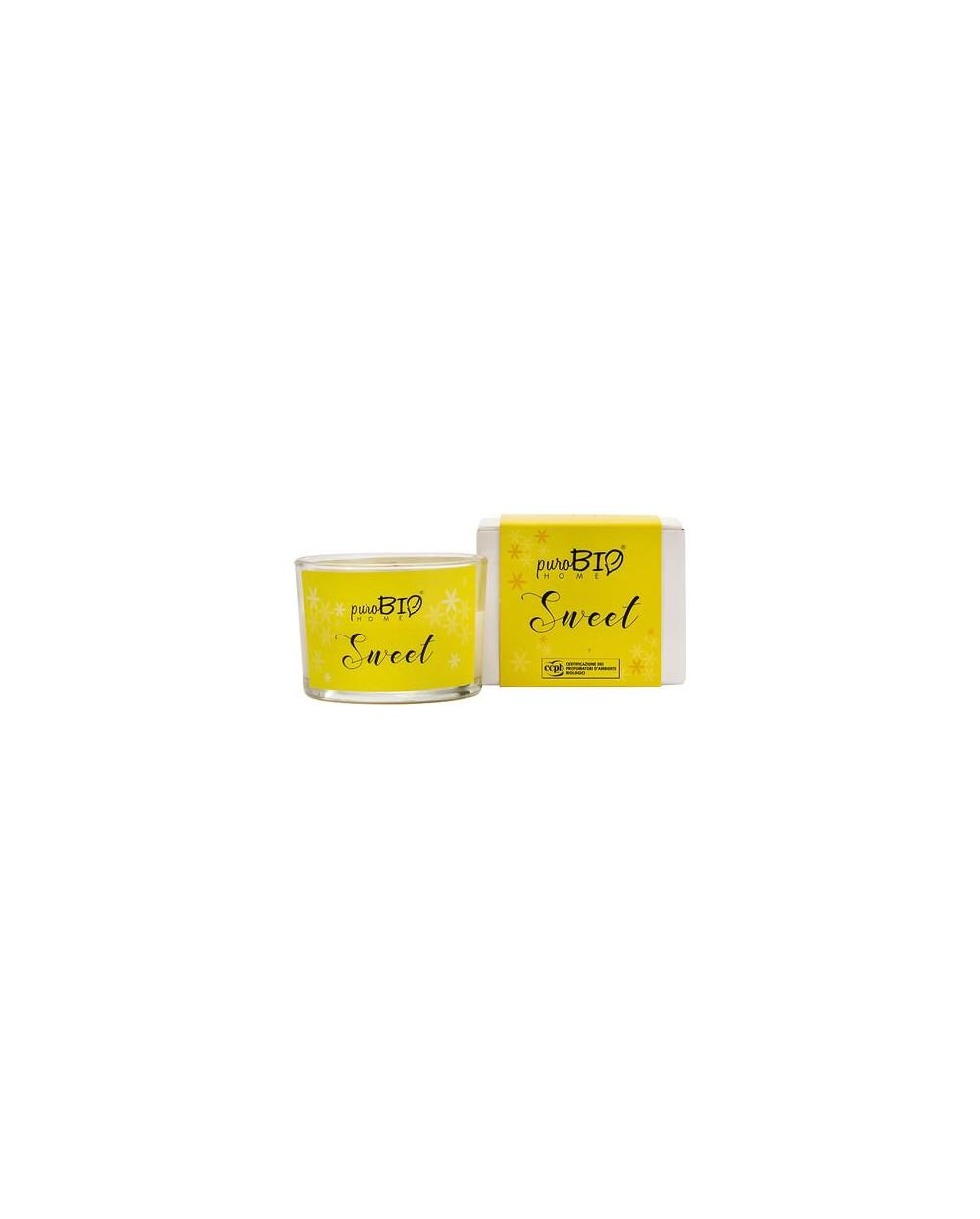 Purobio Cosmetics - candela biologica sweet - 01