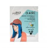 PuroBIO Cosmetics - Maschera viso CLAIRE pelle grassa career girl