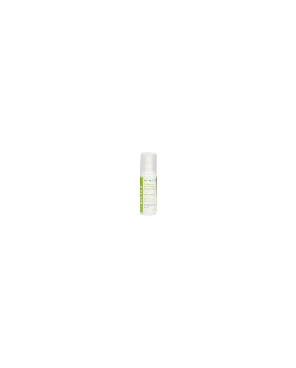 Greenatural - Deodorante Spray NEUTRO