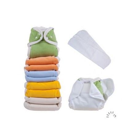 Popolini - Kit Pannolini lavabili Easyfix Pocket