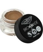 PuroBIO Cosmetics - BrowMade Pasta per Sopracciglia 01 Cenere