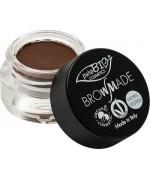 PuroBIO Cosmetics - BrowMade Pasta per Sopracciglia 02 marrone caldo