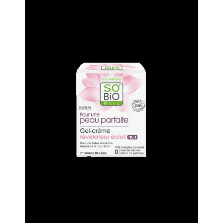 So' Bio Étic - Pelle Perfetta -  Gel crema notte 50ML